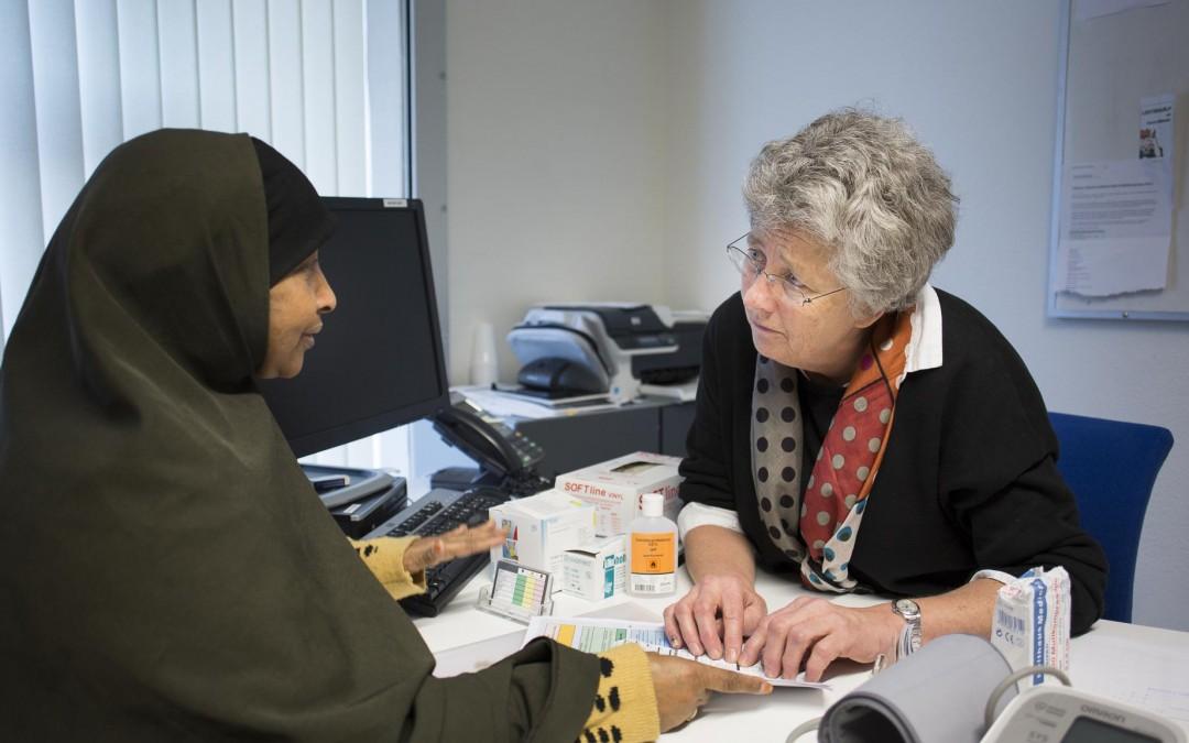 Ny evaluering af projekt Sundhedscafeerne