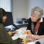 evaluering sundhedscafe