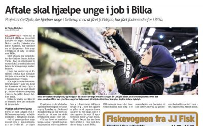 Aftale skal hjælpe unge i job i Bilka