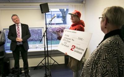 Utrættelig frivillig fra Lystrup kåres som Årets Boligsociale Ildsjæl