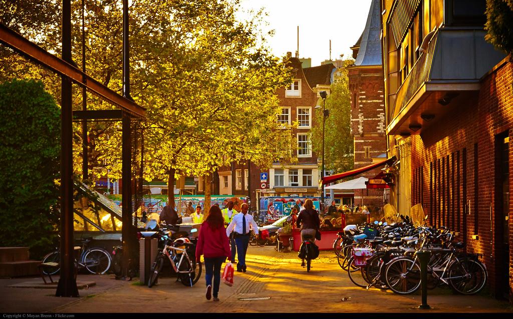 Studietur til Amsterdam