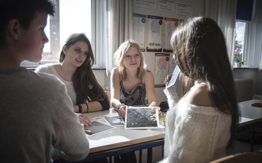 Iværksætterundervisning skal styrke unge i udsatte boligområder