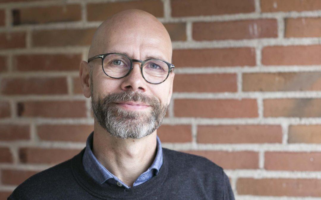Jesper Kurdahl Larsen ny boligsocial chef i Gellerup-Toveshøj