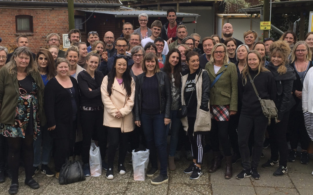 53 boligsociale medarbejdere på studietur til Amsterdam