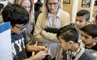 Iværksætteri skal styrke unge og deres lokalområder