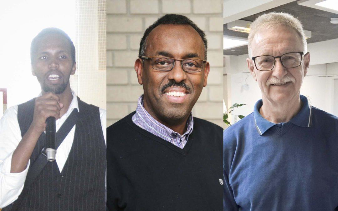 Tre frivillige nomineret til prisen som Årets Boligsociale Ildsjæl