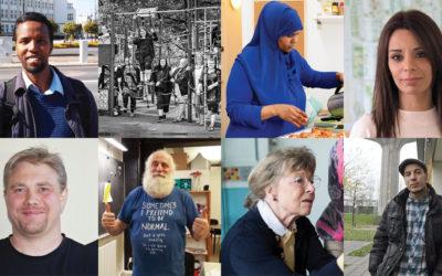 Otte nominerede til prisen som Årets Boligsociale Ildsjæl 2017