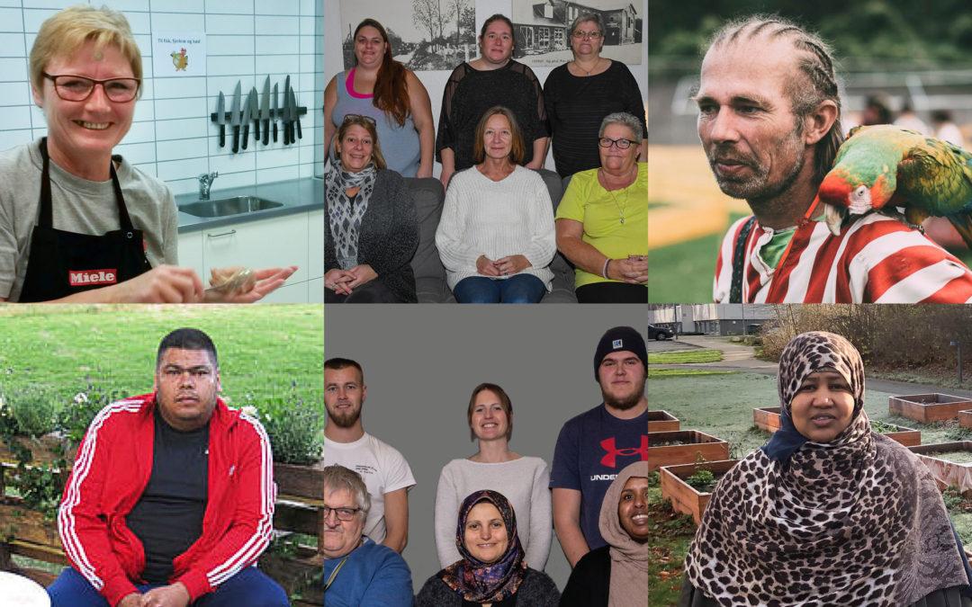 Seks ildsjæle nomineret til Årets Boligsociale Ildsjæl 2018