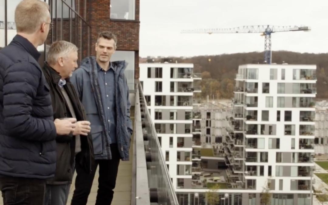 Det Boligsociale Fællessekretariat flytter til Aarhus Ø